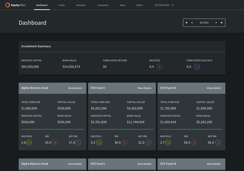 Investor Portal