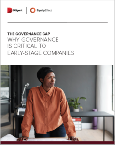 early stage governance